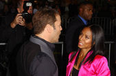 "Jeremy Piven and Jada Pinkett Smith at the World Premiere of ""The Kingdom"". Mann Village Westwood, Westwood, CA. 09-17-07 — Stock Photo"