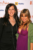 Joely Fisher and Carmen Electra at The Trevor Project's 10th Annual Cracked Christma Benefit Fundraiser. The Wiltern, Los Angeles, CA. 12-02-07 — Stock Photo