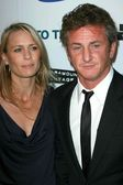 Robin Wright Penn, Sean Penn — Foto Stock