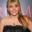Aimee Teegarden  at the World Premiere of Prom Night. Cinerama Dome, Hollywood, CA. 04-09-08 - Stock Photo