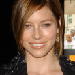 "Jessica Biel at the special screening of ""Darfur Now"". Directors Guild Of America, Los Angeles, CA. 10-30-07 - Stock Photo"