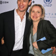 Sebastian Copeland and Julie Delpy — Foto de Stock
