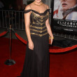 Abbie Cornish at the Los Angeles Premiere of Elizabeth The Golden Age. Gibson Amphitheatre, Universal City, CA. 10-01-07 - Zdjcie stockowe