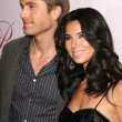 Eric Winter and Roselyn Sanchez - Stock Photo
