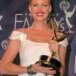 Katherine Heigl in the press room at the 59th Annual Primetime Emmy Awards. The Shrine Auditorium, Los Angeles, CA. 09-16-07 - Zdjcie stockowe