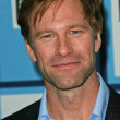 Aaron Eckhart  at the 2008 Film Independents Spirit Awards. Santa Monica Pier, Santa Monica, CA. 02-23-08 - Stock Photo
