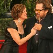 ������, ������: Marcia Gay Harden and Julian Schnabel