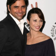 John Stamos and Linda Cardellini - Stock Photo