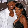 Wesley Jonathan and Denyce Lawton — Stock Photo #15924445