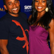 Stock Photo: Hill Harper and Gabrielle Union at Maxim Style Awards, Avalon, Hollywood, C09-18-2007