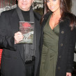 Tom Kennedy and Nadia Bjorlin — Stock Photo