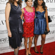 Andie Macdowell, Eva Longoria, Kerry Washington — Stock Photo