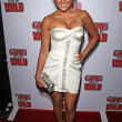 Adrienne Bailon  at the Girls Gone Wild Magazine Launch Party. Area, Hollywood, CA. 04-22-08 - Zdjęcie stockowe