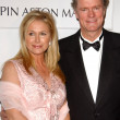 Kathy Hilton and Rick Hilton at the 52nd Thalians Anniversary Gala. Beverly Hilton Hotel, Beverly Hills, CA. 10-21-07 - Zdjęcie stockowe