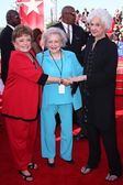 Rue McClanahan with Betty White and Beatrice Arthur — Stock fotografie