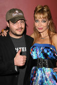 Adam Rifkin and Lorielle New at the Preview Screening of National Lampoons Homo Erectus. Egyptian Theatre, Hollywood, CA. 07-09-08 — Stock Photo