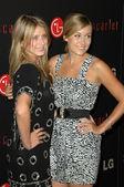 Lauren Bosworth and Lauren Conrad — Стоковое фото