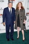 Tony Bennett and wife Susan — Stock Photo