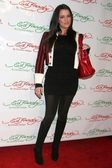 Khloe Kardashian at the Ed Hardy Holiday Party. Ed Hardy Store, Hollywood, CA. 12-14-07 — Stock Photo