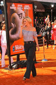 "Jenny McCarthy at the World Premiere of ""Dr. Seuss' Horton Hears a Who!"". Mann Village, Westwood, CA. 03-08-08 — Stock Photo"