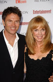 Tim Daly and Amy Van Nostrand — 图库照片