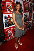 Keke Palmer at the Alvin and The Chipmunks DVD Release Party. El Rey Theatre, Los Angeles, CA. 03-27-08 — Foto Stock