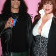Slash and wife Perla — 图库照片 #15930045