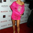 Bai Ling at the 'Assassin's Creed' Video Game Launch Party hosted by Maxim Magazine. Opera, Hollywood, CA. 11-06-07 — Stock Photo