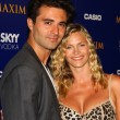 Постер, плакат: Darius Danesh and Natasha Henstridge at the Maxim Style Awards Avalon Hollywood CA 09 18 2007