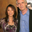 Michelle Yeoh and Roger Spottiswoode — Stock Photo #15931631