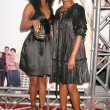 Tasha Smith and Sidra Smith — Stock Photo