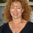 Stock Photo: Alex Kingston at Los Angeles Premiere of Plumm Summer. Mann Bruin, Westwood, CA. 04-20-08