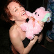 Jenny McShane  at the birthday party for J. Nathan Brayley, Amagis, Hollywood, CA 05-18-08 — 图库照片