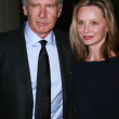 Harrison Ford and CalistFlockhart — Stock Photo #15935157
