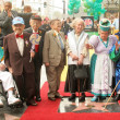 Постер, плакат: The Actors who played The Munchkins From The Wizard of OZ