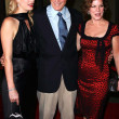 Alison Eastwood, Clint Eastwood, Marcia Gay Harden — Stock Photo #15936651