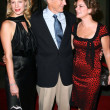 Alison Eastwood, Clint Eastwood, Marcia Gay Harden — Stock Photo #15937251