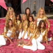 Victoria Secret Angels — Stock Photo