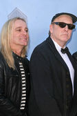 Robin Zander and Rick Nielsen — Stock Photo