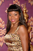 Taraji P. Henson at the 2007 HBO Emmy After Party. Pacific Design Center, West Hollywood, CA. 09-16-07 — Stock Photo
