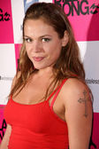 Agnes Bruckner at the 2nd Annual Design for Humanity Event. Spider Club, Hollywood, CA. 06-04-08 — Stock Photo