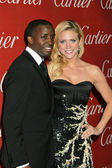 Elijah Kelley and Brittany Snowat the 19th Annual Palm Springs International Film Festival Awards Gala. Palm Springs Convention Center, Palm Springs, CA. 01-05-08 — Stock Photo