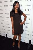 Keke Palmer at the ELLE Magazine's 14th Annual Women In Hollywood Party. Four Seasons Hotel, Beverly Hills, CA. 10-15-07 — Stock Photo