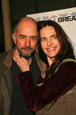 Richard Schiff and Sheila Kelley — Foto de Stock