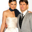 Постер, плакат: Katie Holmes and Tom Cruise