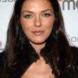Adrianne Curry at the launch party for the new Sony Ericsson Z750 phone hosted by Americas Most Smartest Model. Winstons, West Hollywood, CA. 12-03-07 — Stock Photo