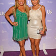 Sabrina Bryan and Adrienne Bailon — Stock Photo