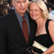 Stock Photo: Alan Arkin and Suzanne Newlander Arkin at the World Premiere of Get Smart. Mann Village Theatre, Westwood, CA. 06-16-08
