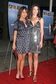 Taryn Manning and Vanessa Parise — Stock Photo