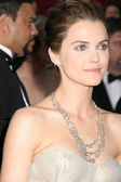 Kerri russell, die ankunft der 80. academy awards. kodak theatre, hollywood, ca. 24.02.08 — Stockfoto